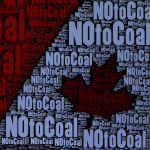 Say NO to Coal in the Comox Valley