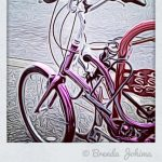 iPhone BikeArt